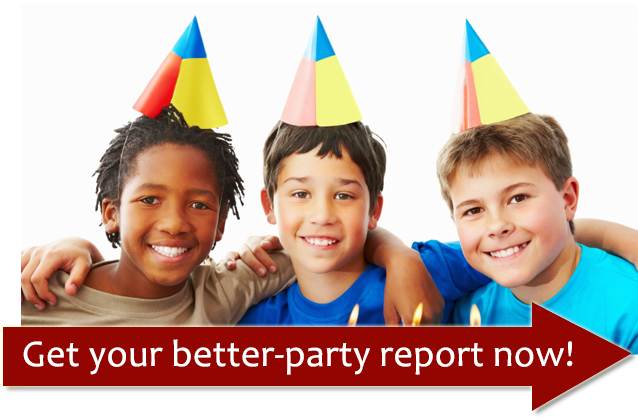Kids Birthday Party Ideas in Tulsa OK